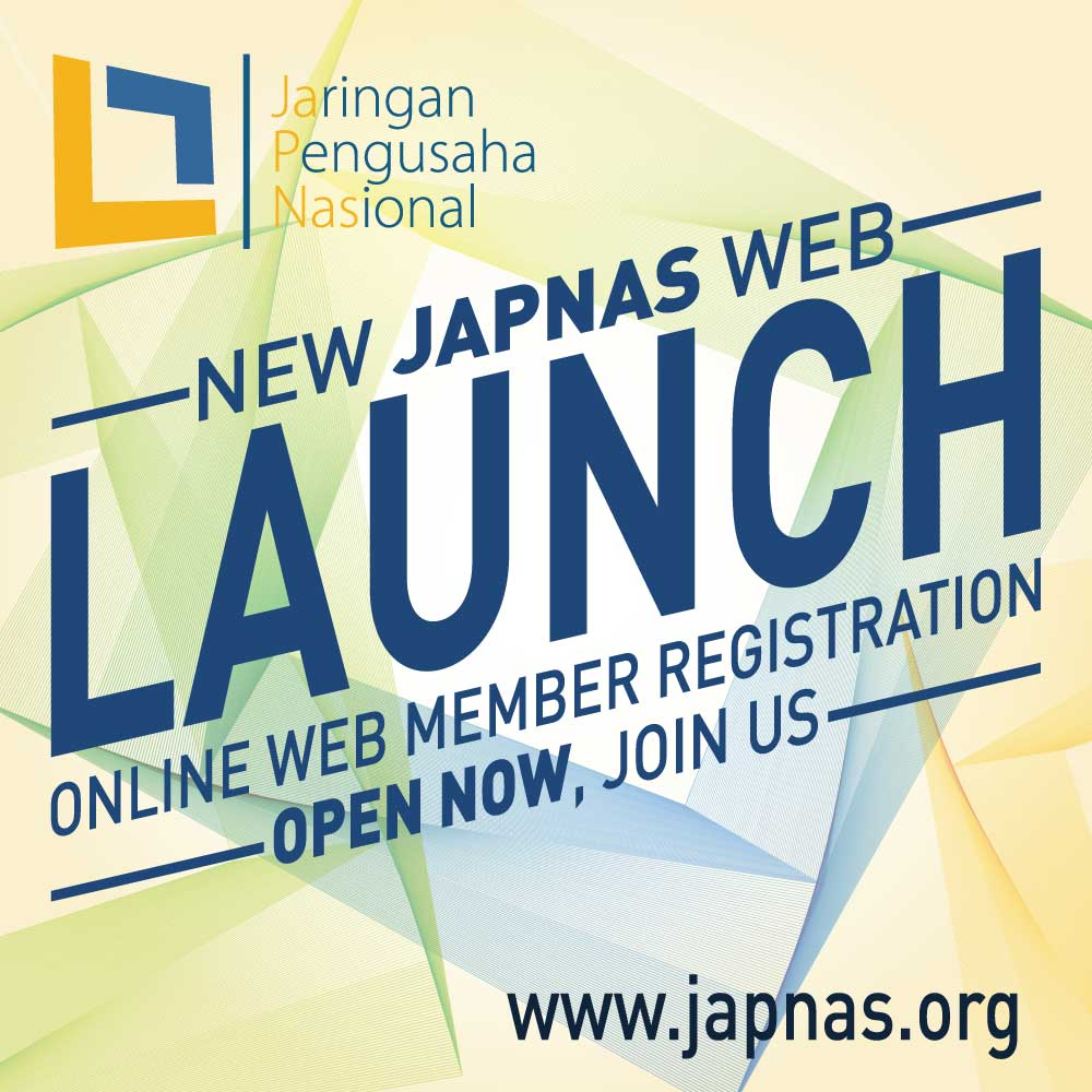 Now open. Japnas Online web registration. Join us!